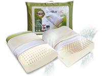 les oreillers en latex fabriqués par Biotex