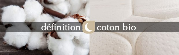 lexique des matières Noctéa le coton bio