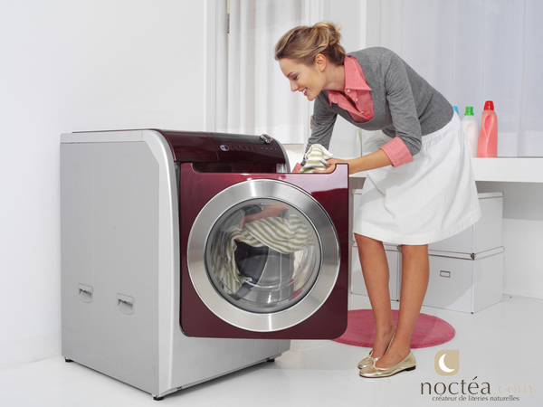 comment ne pas faire rétrécir les draps au lavage.